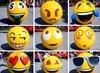 表情包emoji亮相街头