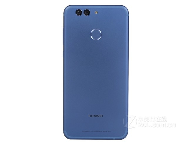 华为 nova 2 Plus 极光蓝外观漂亮 苏宁逢刚手机