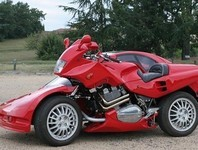 """车界混血儿?摩托和汽车的""""完美""""结合"""