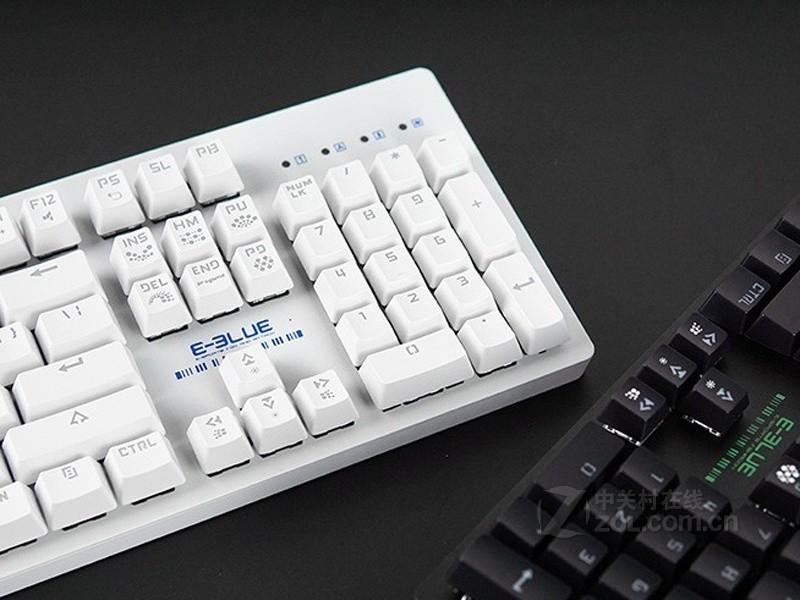 夜光键盘矢量素材