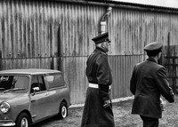时光倒流数十年 英国古德伍德飞机汽车展