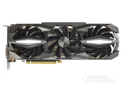 索泰GeForce GTX 1070Ti至尊广东4000元