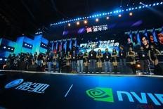 玩家主场 2017影驰&NVIDIA电竞嘉年华
