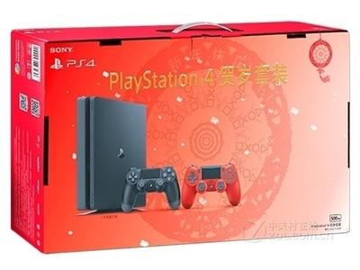 索尼 PS4贺岁套装(CUHS-P-2019/500GB)