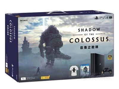 索尼 PS4 巨像之咆哮 限量珍藏套装