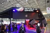 ROG展区新品曝光 高端硬件你喜欢谁?