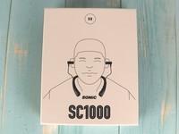 硕美科SC1000无线降噪耳机开箱图赏