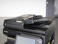 智能彩色文印 从东芝2510AC复印机开始