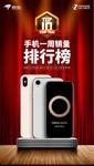 京东手机一周销量榜 第一名竟然是它