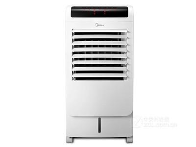 美的冷暖两用制冷家用遥控水AD120-15C电暖气暖风机取暖器空调扇