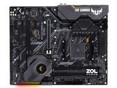 华硕 (ASUS) TUF GAMING X570-PLUS 主板 AMD锐龙3代CPU 黑色