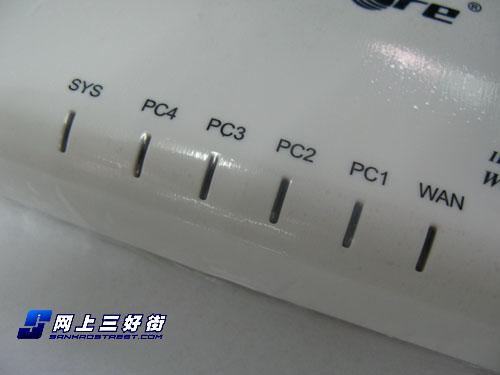 【高清图】 王者归来 磊科nw605 高性价比无线路由到货图5
