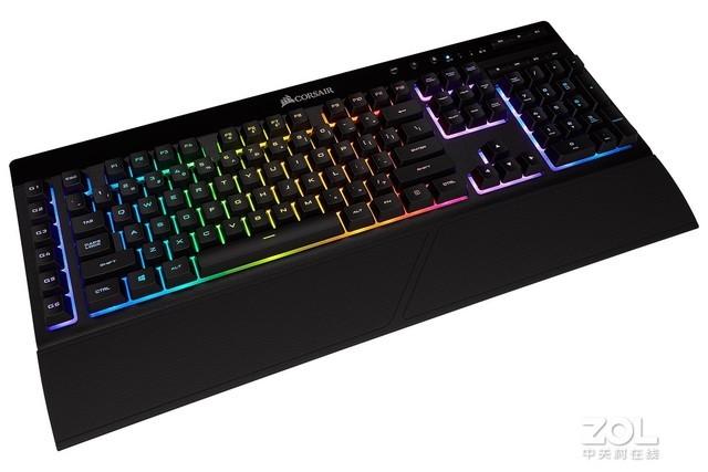 新德里1.5分彩挂机,海盗船推出K57 RGB无线游戏键盘