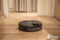 科沃斯机器人旗舰新品DG70扫地机器人图赏