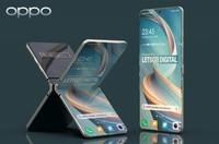 OPPO Reno Flip 5G折叠屏手机曝光 竖屏内折科幻感十足