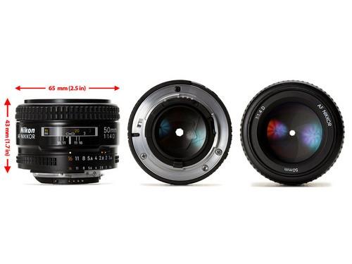 标头中的标头 尼康AF 50mm f/1.4D评测