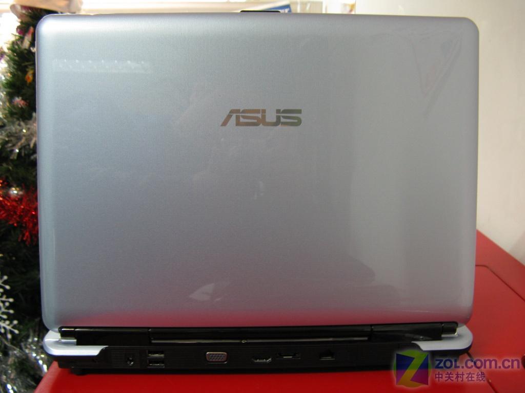 华硕N80H667Vm SL琉金版笔记本电脑图片