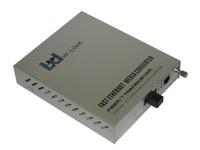 W-LINIK电信级光纤收发器 单模单纤 网络监控SC接口20km
