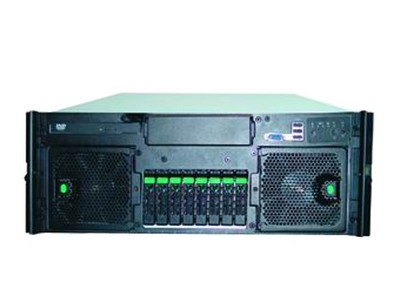 联想 万全R630 G7(Xeon E7420*4/24GB/SAS146G*4/RAID6)