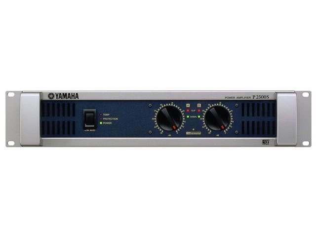 出色音质表现 雅马哈 p2500s 售2890元