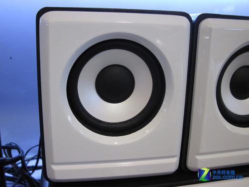 4000元装机选择 纯白2.1音箱报价158元