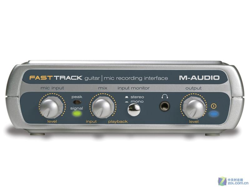 【高清图】 m-audio(m-audio)m-audio fast track usb 图1