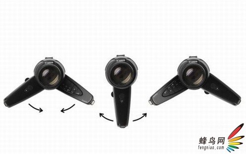 【高清图】 超酷吹风机造型 概念型单反挑战你的眼球图1