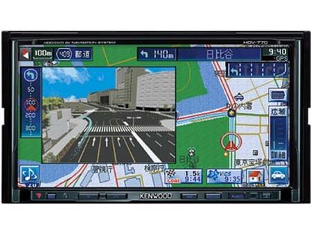 便携式播放终端 带有GPS可连接iPod