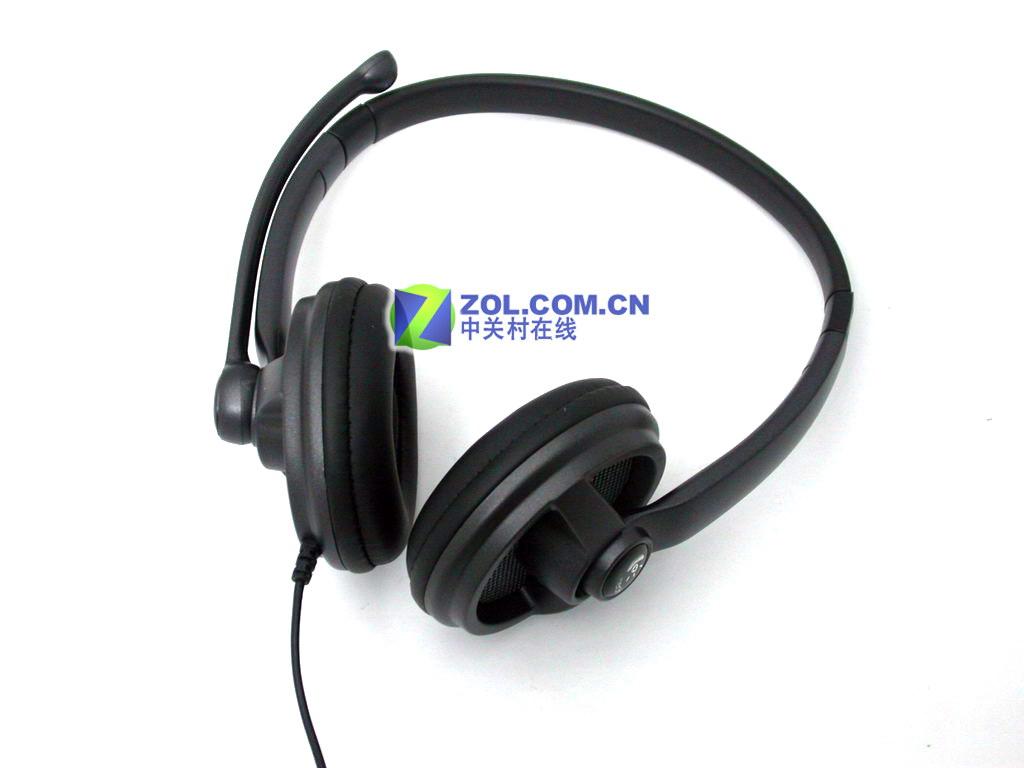罗技USB 350耳机麦克风
