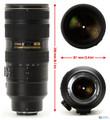 尼康AF-S 尼克尔 70-200mm f/2.8G ED VR II镜头配件