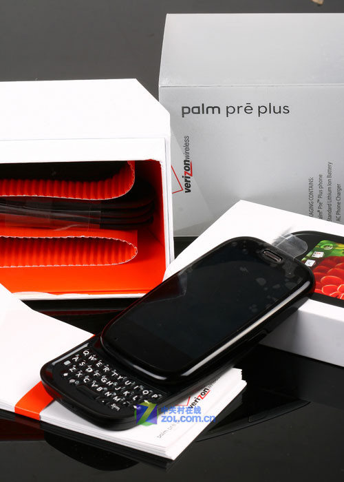 Palm Pre Plus评测
