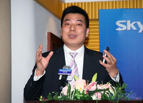 领先国际大牌 创维国内首发3D液晶电视