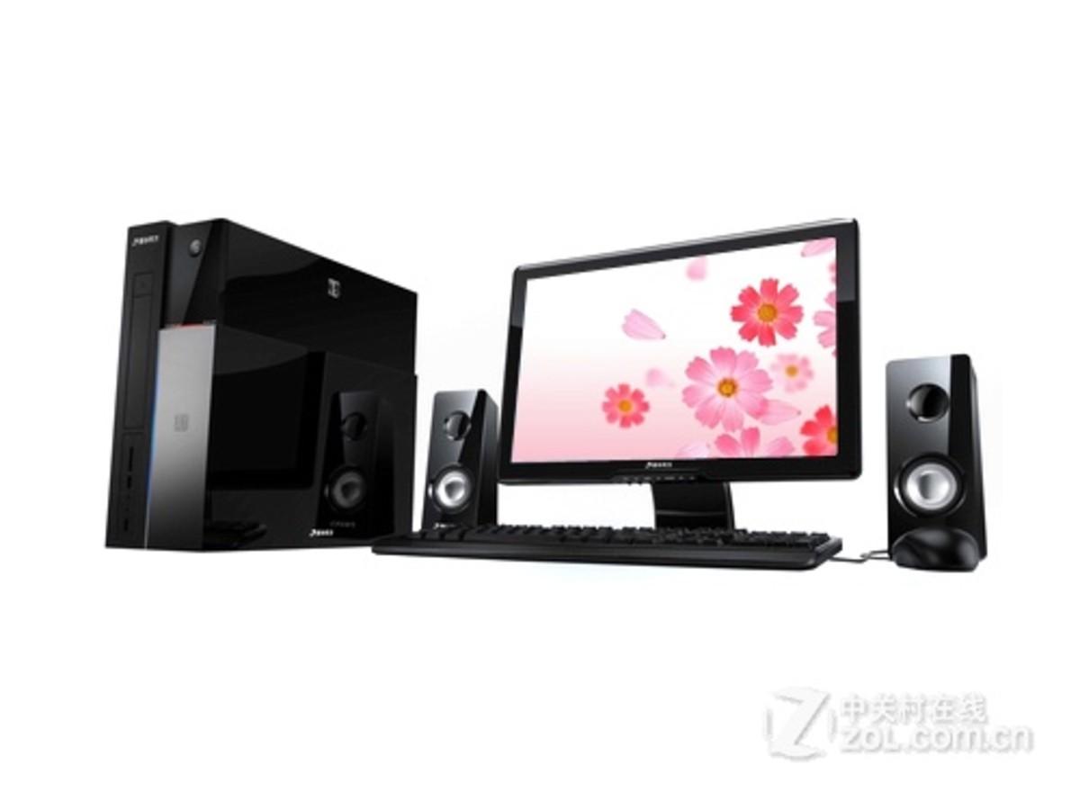台式电脑 清华同方台式电脑 清华同方真爱 v 清华同方真爱 v9680-b006