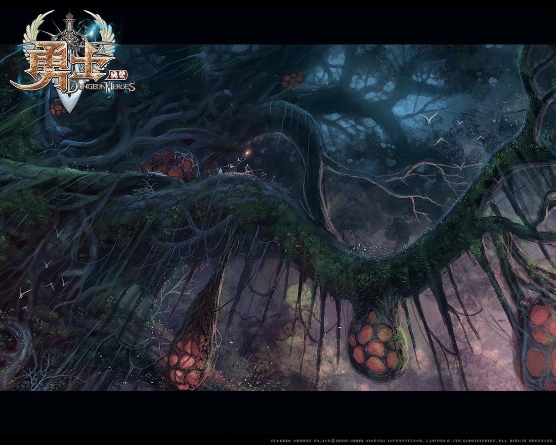 【高清图】 《勇士》3d立体效果 月光森林指日可待图4