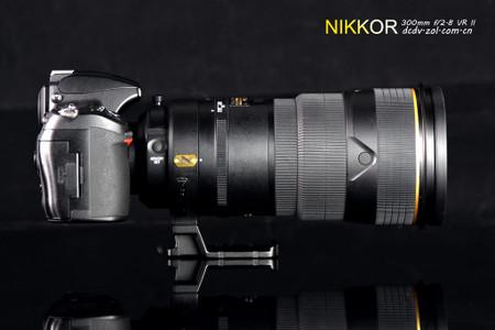 尼康300mm F2.8评测