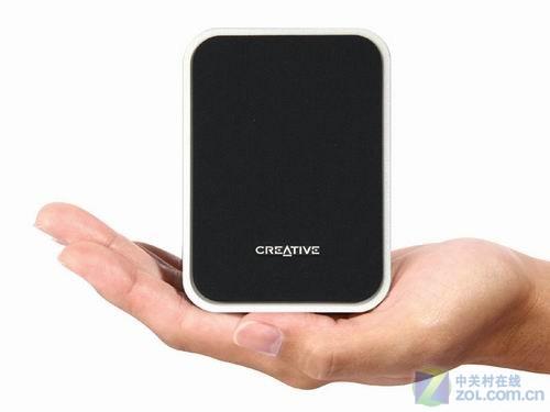 可以手机遥控 创新推出新蓝牙2.1音箱