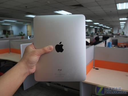 """48小时""""摸""""测 告诉您真实的iPad(上)"""
