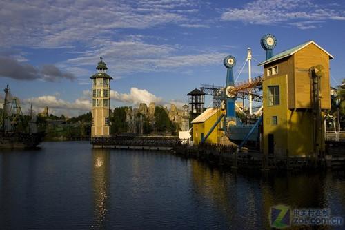 googleearth看地球 国内十大游乐园图片