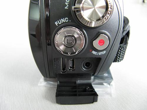 索爱sa-t858高清数码摄像机评测