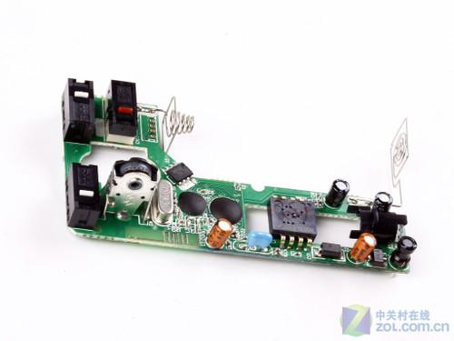 雷柏1800套装鼠标 电路板