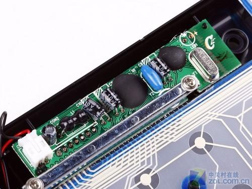 雷柏1800套装键盘 控制电路板