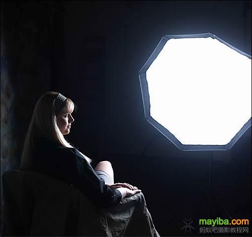 【高清图】 室内人像摄影布光技巧图2