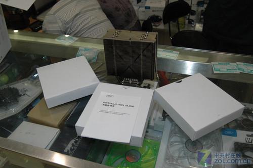 6热管侧吹 九州风神冰暴到货售价369元