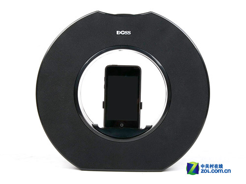 iPhone转起来!DOSS最新基座音箱图赏