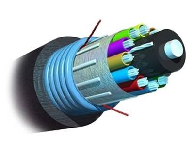 AMP 室外用铠装型光缆1-1664180-5