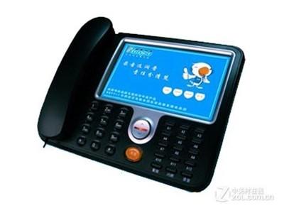润普 领导专用彩屏上网录音电话 V2010