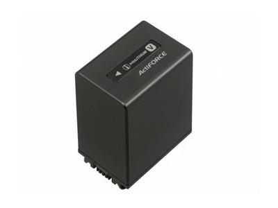 索尼 NP-FV100 索尼(SONY) NP-FV100 可重复充电锂电池 智慧型锂离子电池 适用于索尼摄像机 NX30C NX70C 家用DV