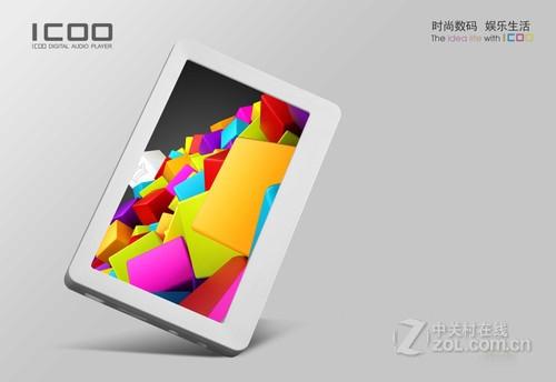 1080P智能触控机 ICOO正式发布E500P