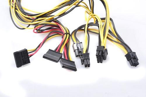 双显卡vga线接线应用