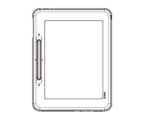 iriver第二代电子书设计图曝光加入WiFi